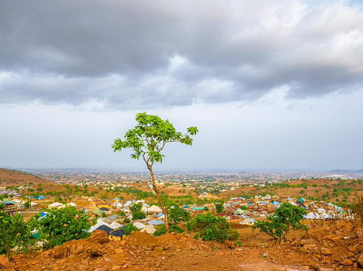 Abuja, Nigeria. Ovinuchi Ejiohuo, Unsplash