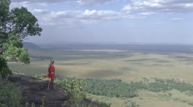 Angama Mara is a luxury lodge giving back to the Maasai Mara