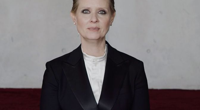 Cynthia Nixon in Be a Lady They Said