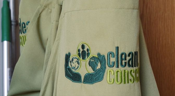 Clean Consience - a charity dedicated to ending hotel toiletry waste