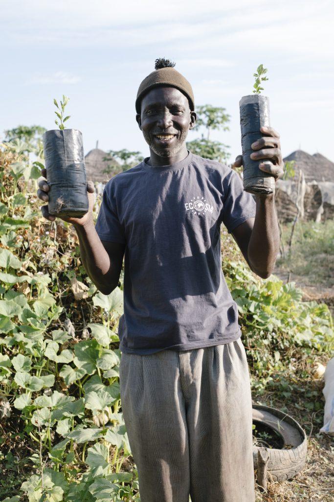 Ecosia_Planting trees in Senegal