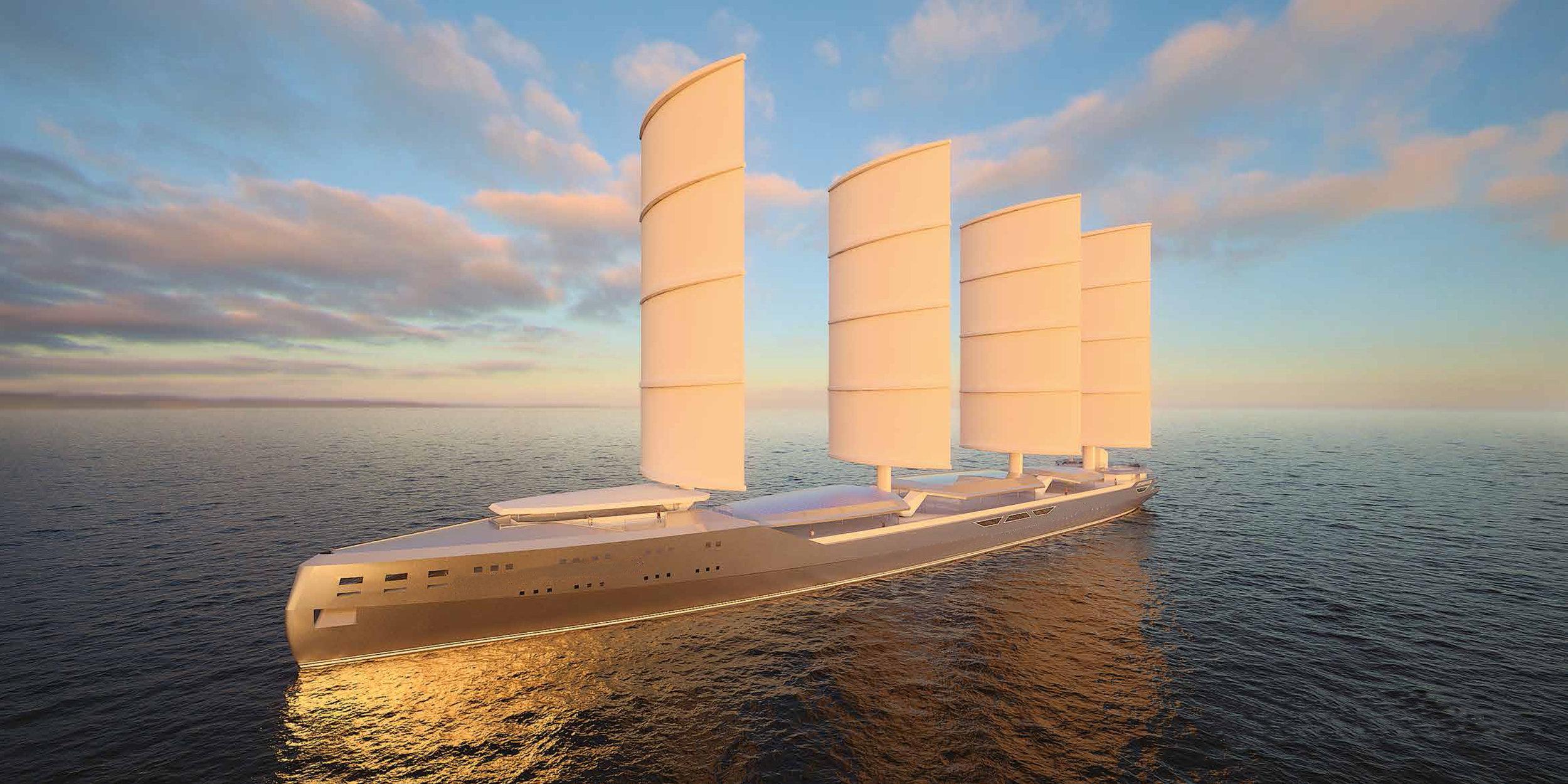 Smart Green Shipping flag ship