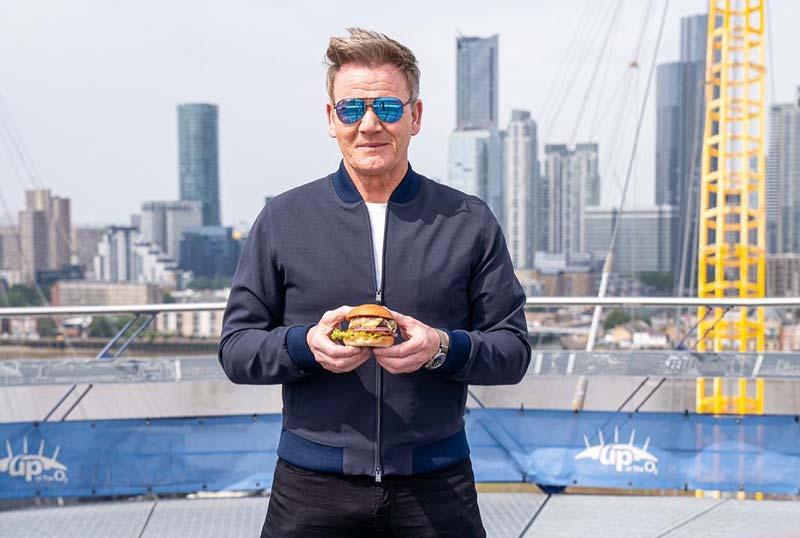 Gordon Ramsey endorses oat milk