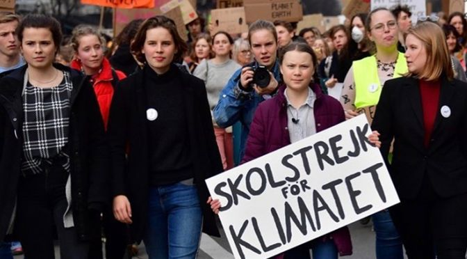 BBC Brings Greta Thunberg's Climate Fight to New Documentary