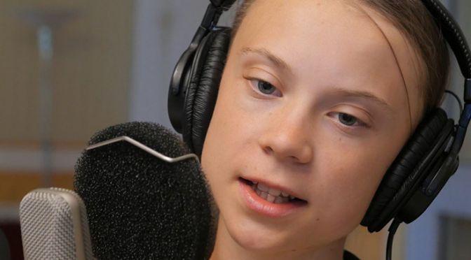 Greta Thunberg Humanity Has Not Yet Failed radio show