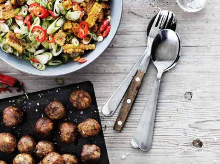 IKEA plant-based meatballs
