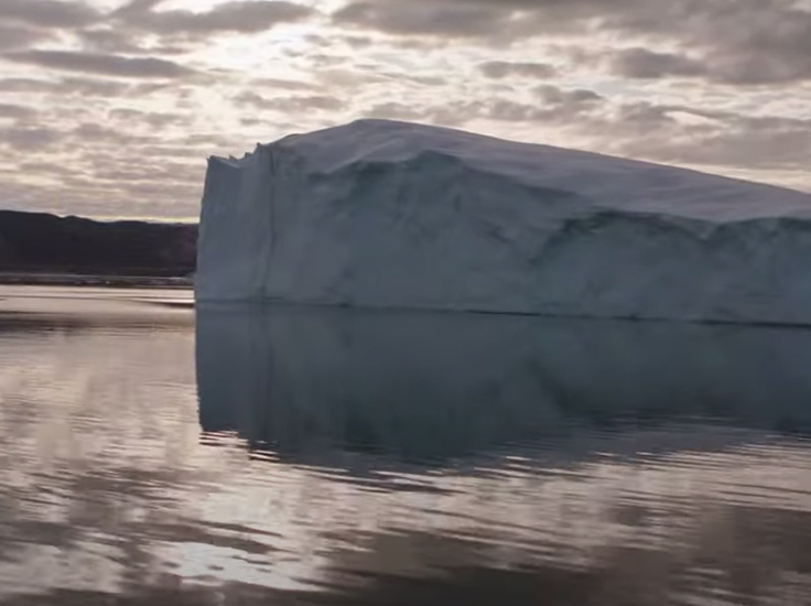 Iceberg, An Idiot's Guide to Climate Change