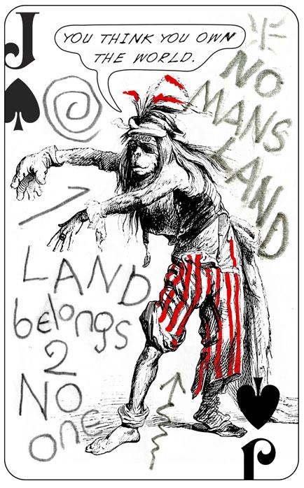 Jack of Spades-Vivienne Westwood