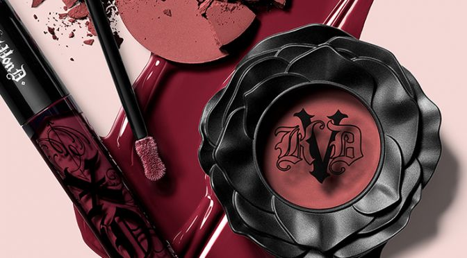 KVD Vegan Beauty goes on sale at Boots