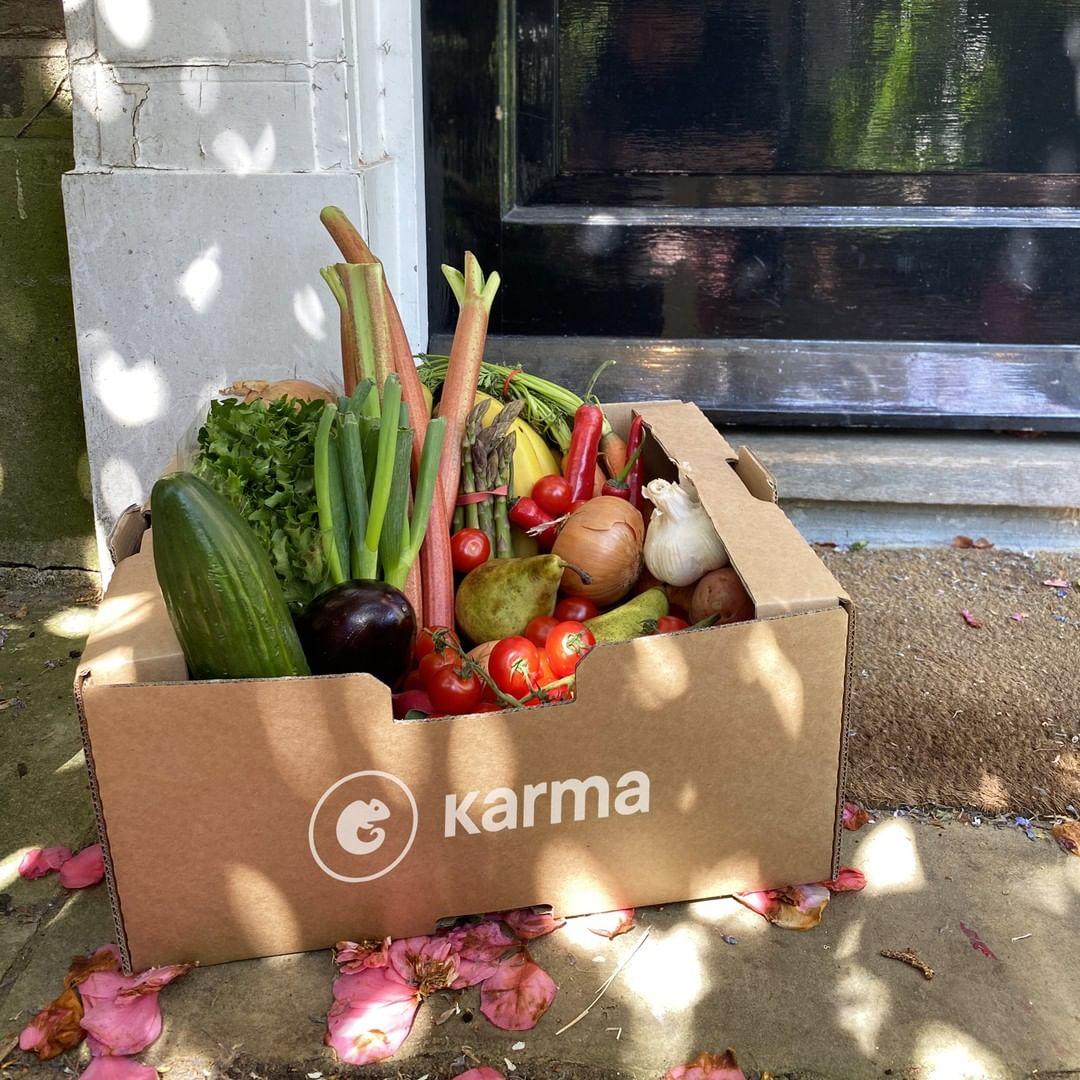 Avoiding food waste with Karma