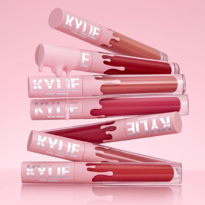 Kylie Jenner vegan make-up