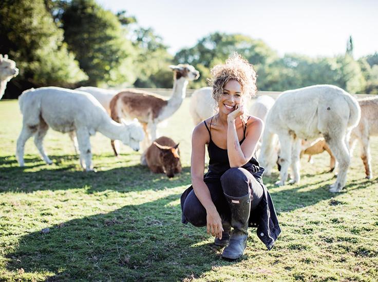 Leona Lewis - Hopefield Animal Sanctuary