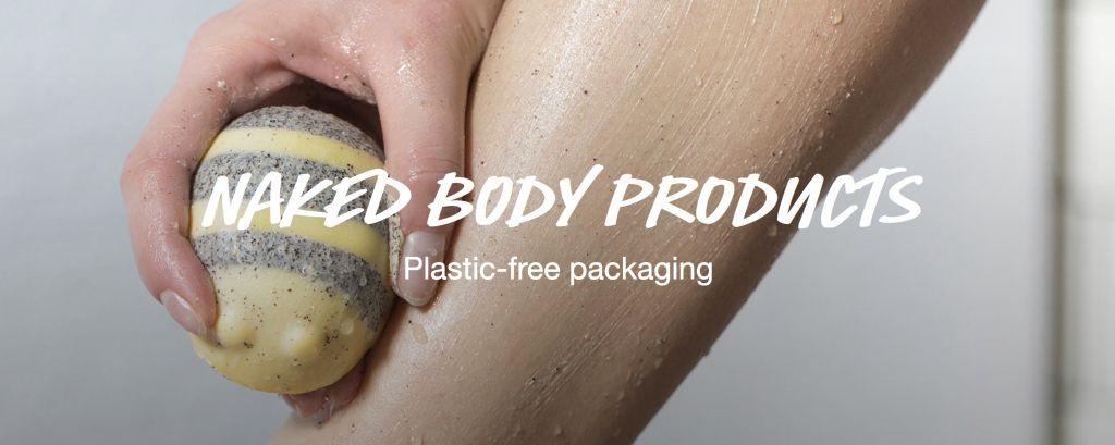 Lush Plastic-Free Packaging