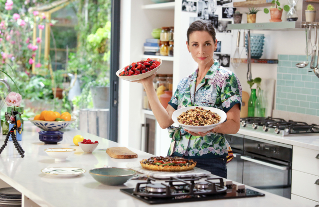 Mary McCartney Just Launched a Plant-Based Cooking Show