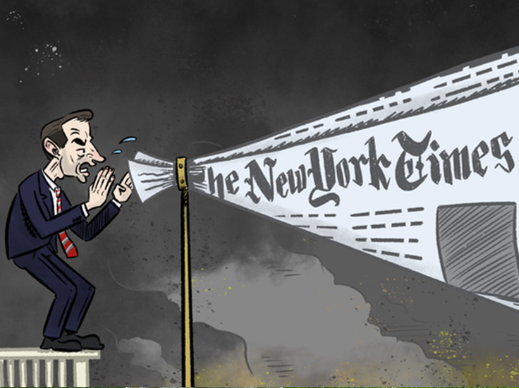 New York Times editorial Tom Cotton