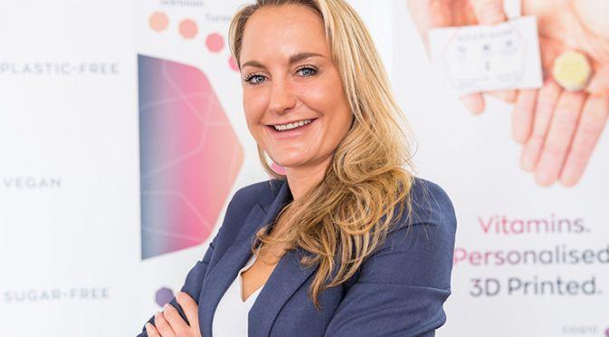 Melissa Snover, Nourished – Personalised, 3D printed vitamins