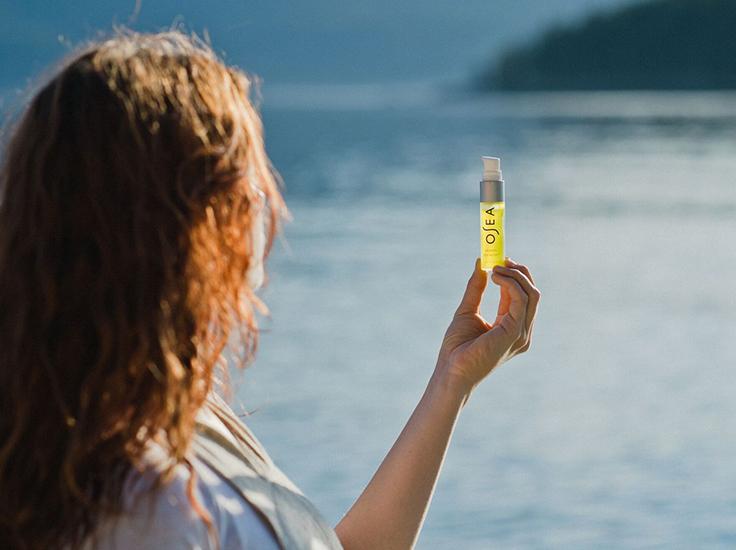 OSEA Malibu skincare