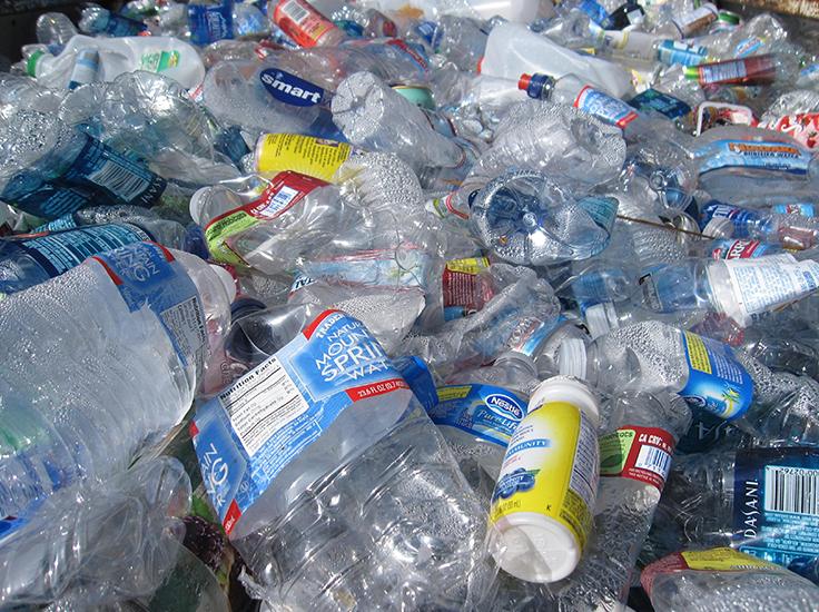 Asda using 90,000 plastic bottles to pave their carpark