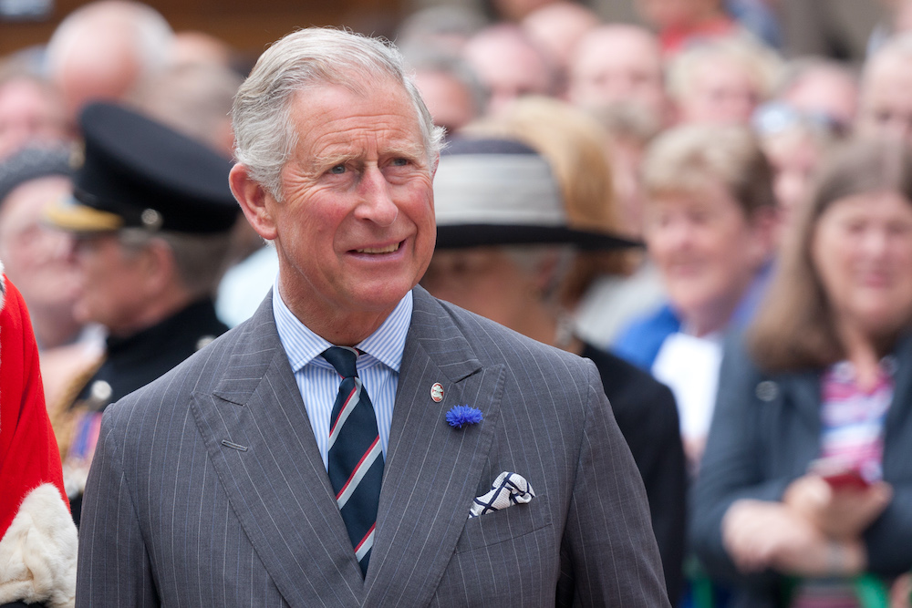 Prince Charles Issues Urgent Warning About Paris Agreement Targets