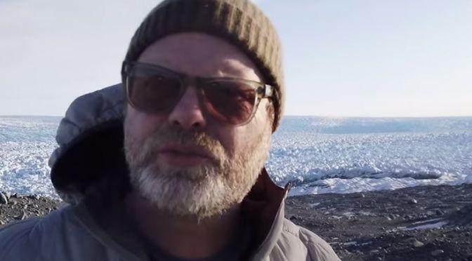 Rainn Wilson, An Idiot's Guide to Climate Change