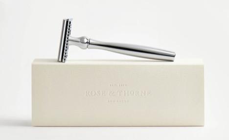 Rose & Thorne razor