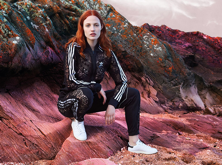 Stella McCartney's vegan update on Stan Smith trainers by adidas