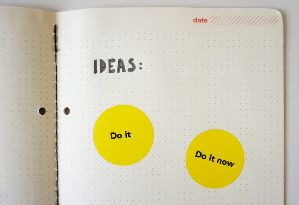 Take Action with Thought Starter