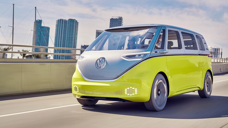 Volkswagen Changes Name to 'Voltswagen' to Promote Its Electric Cars