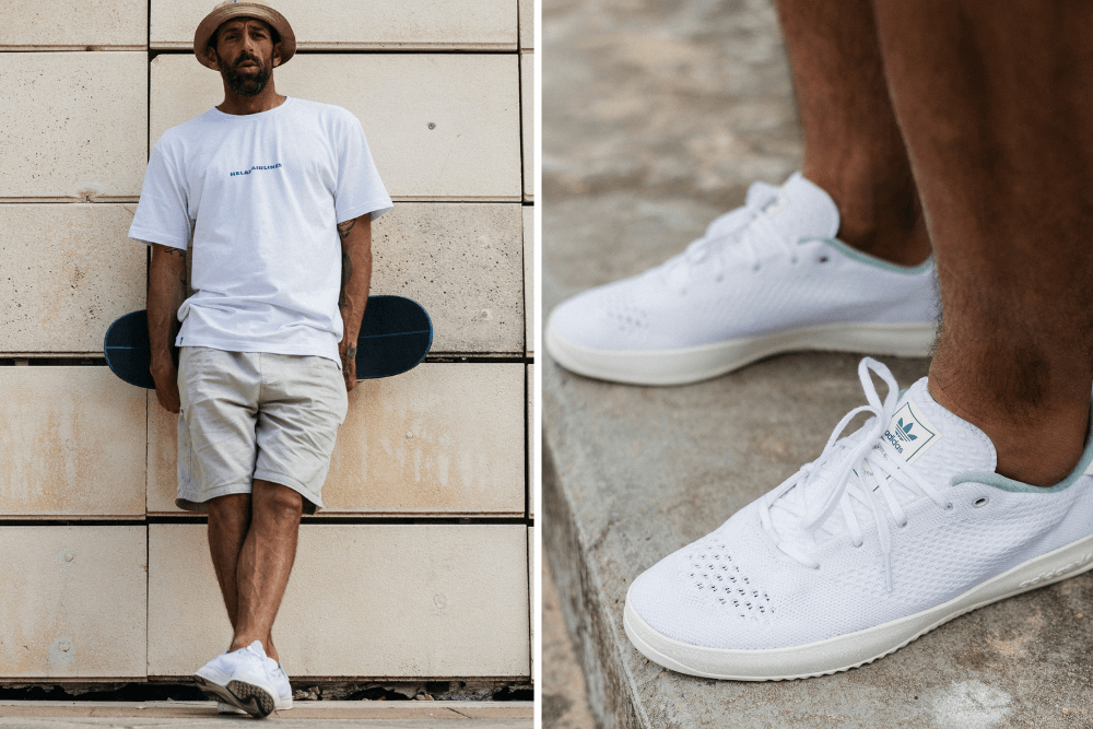 Adidas Launches First-Of-Its-Kind Sustainable Skate Shoe With Pro Skateboarder Lucas Puig