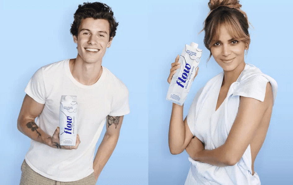 Halle Berry and Shawn Mendes Want You to Drink More Water. Just Without the Plastic Bottle.