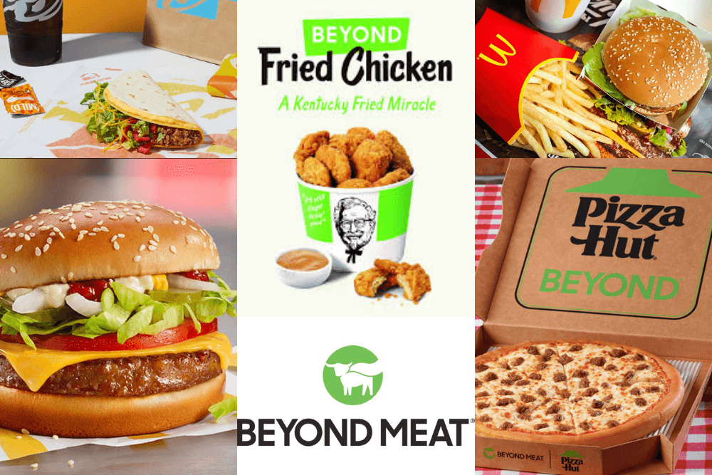 The Big 4 Fast-Food Chains Just Went Beyond Meat — And They're Not Coming Back