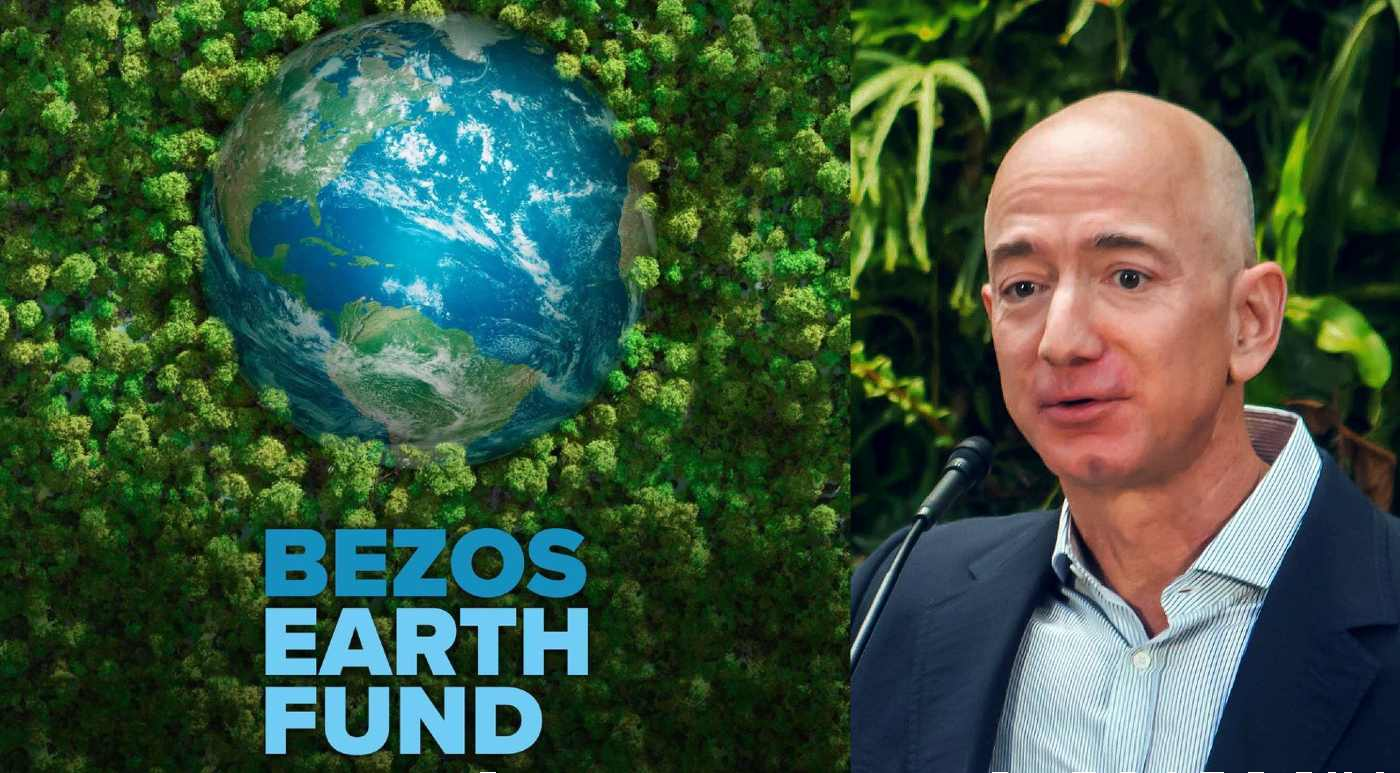 Jeff Bezos Will Spend $1 Billion a Year on Tackling Climate Change