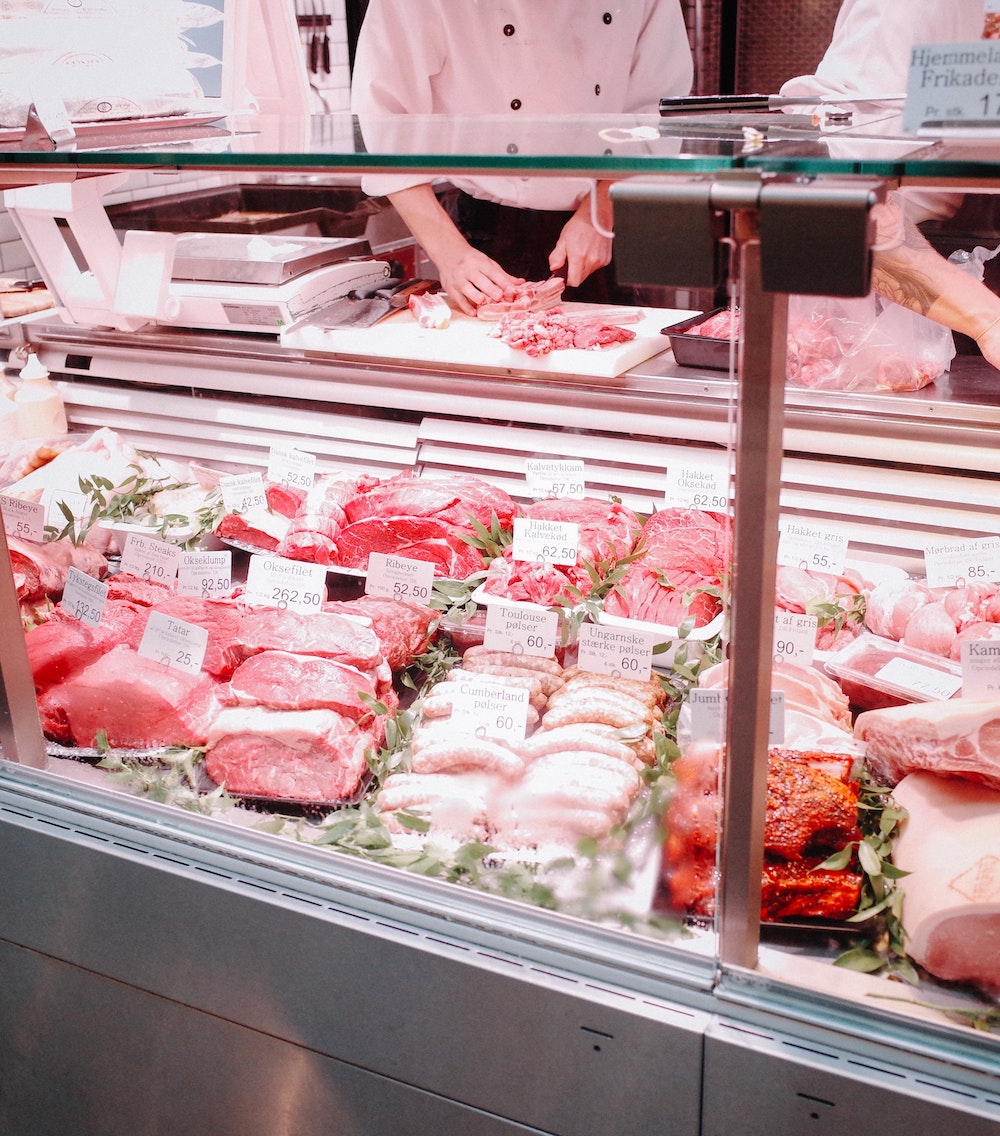 What Happens When Butchers Give Up Meat?