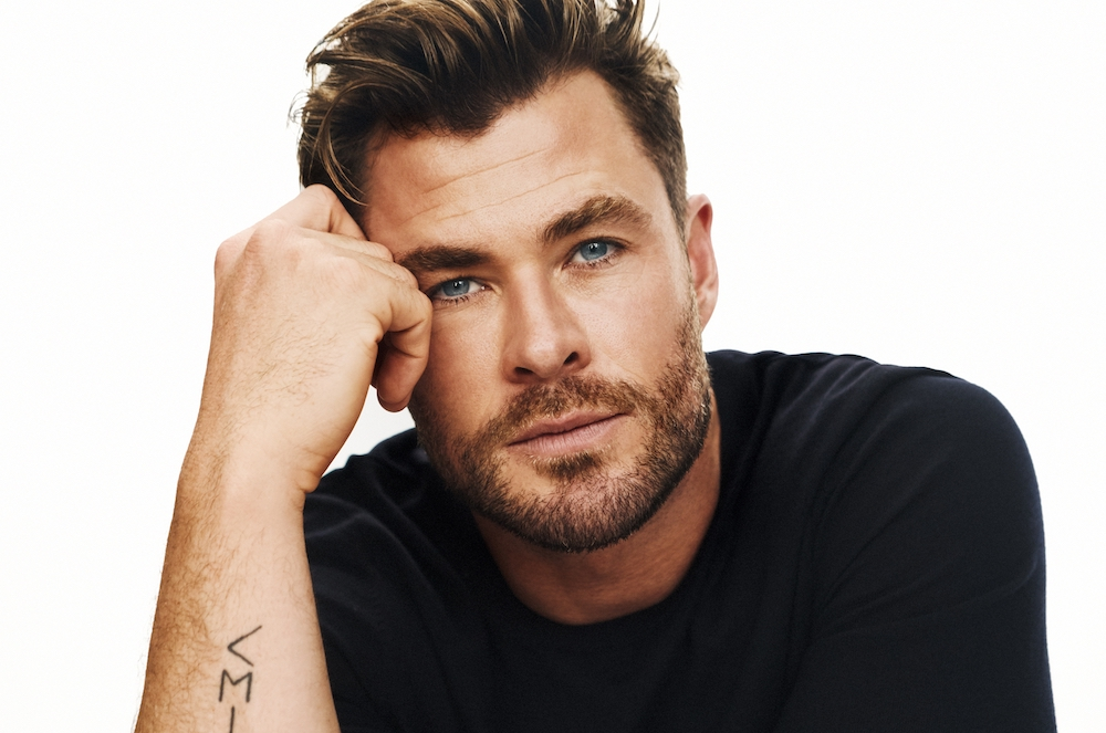 Chris Hemsworth First Global Ambassador for Hugo Boss Sustainable Collections
