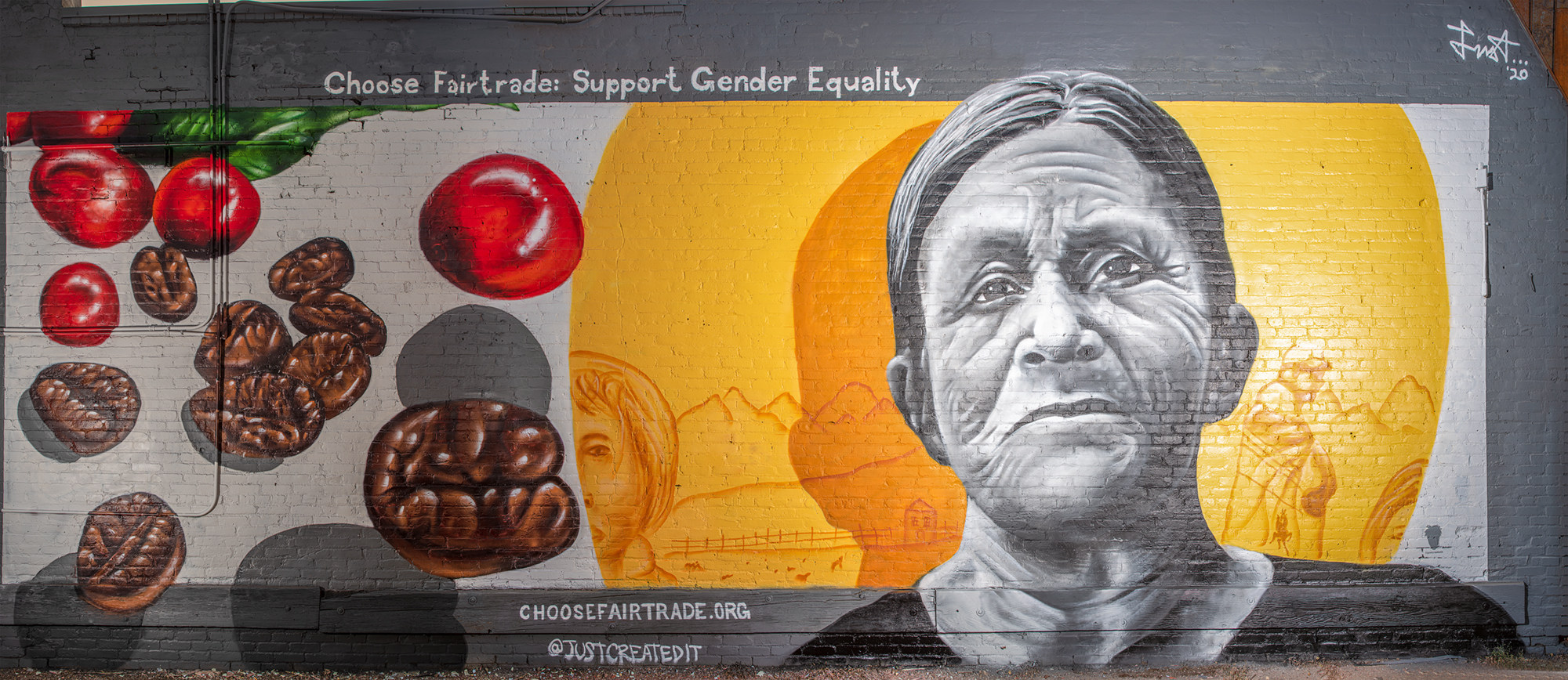 Fairtrade Month Celebrates Gender Equality and Sustainable Food
