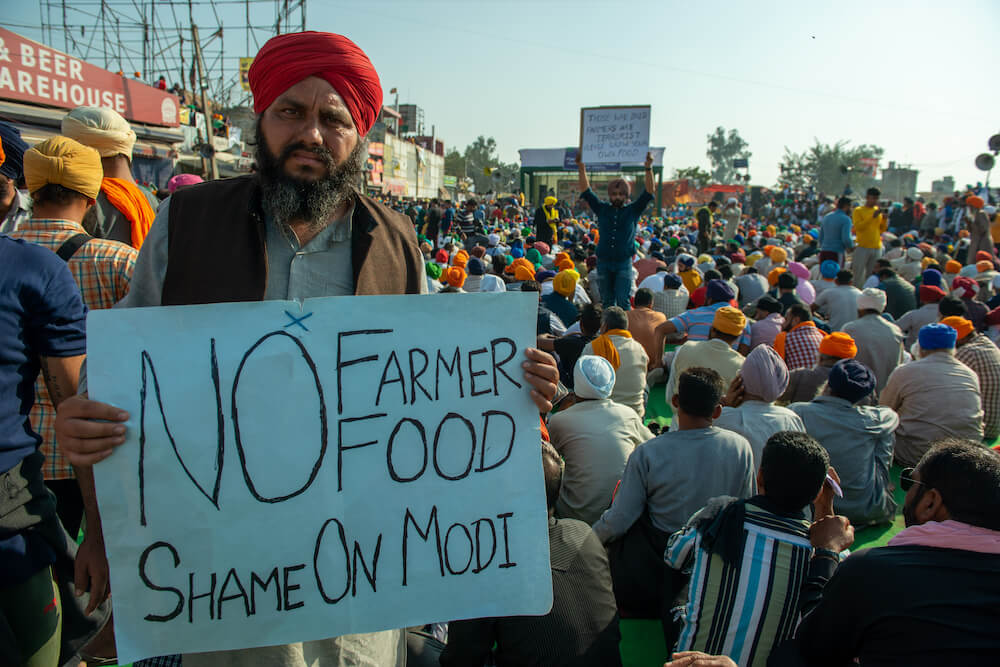 India's Farmer Protests Are a Wake-Up Call About the Future