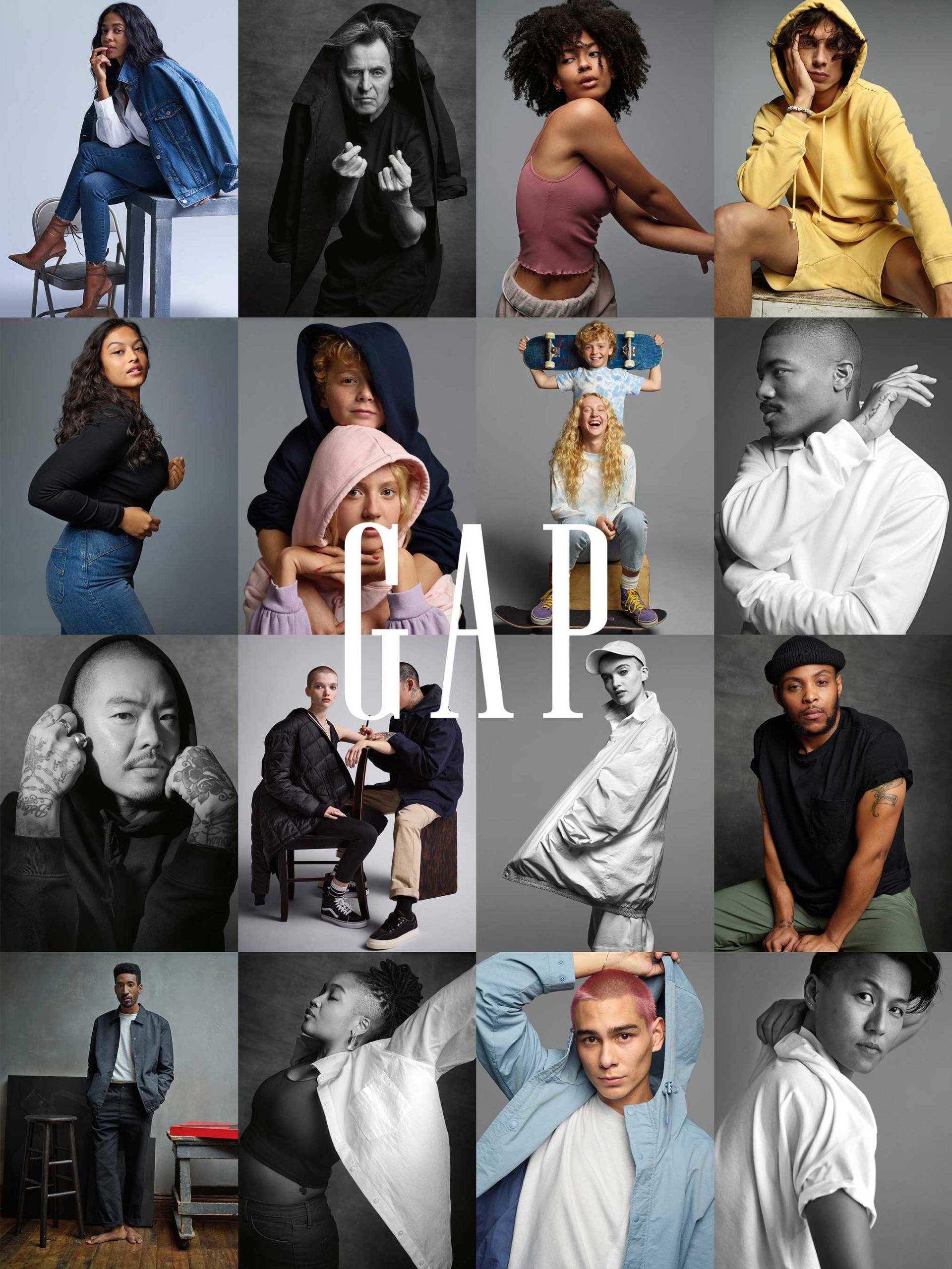 Gap Just Launched Its Most Sustainable Collection Ever