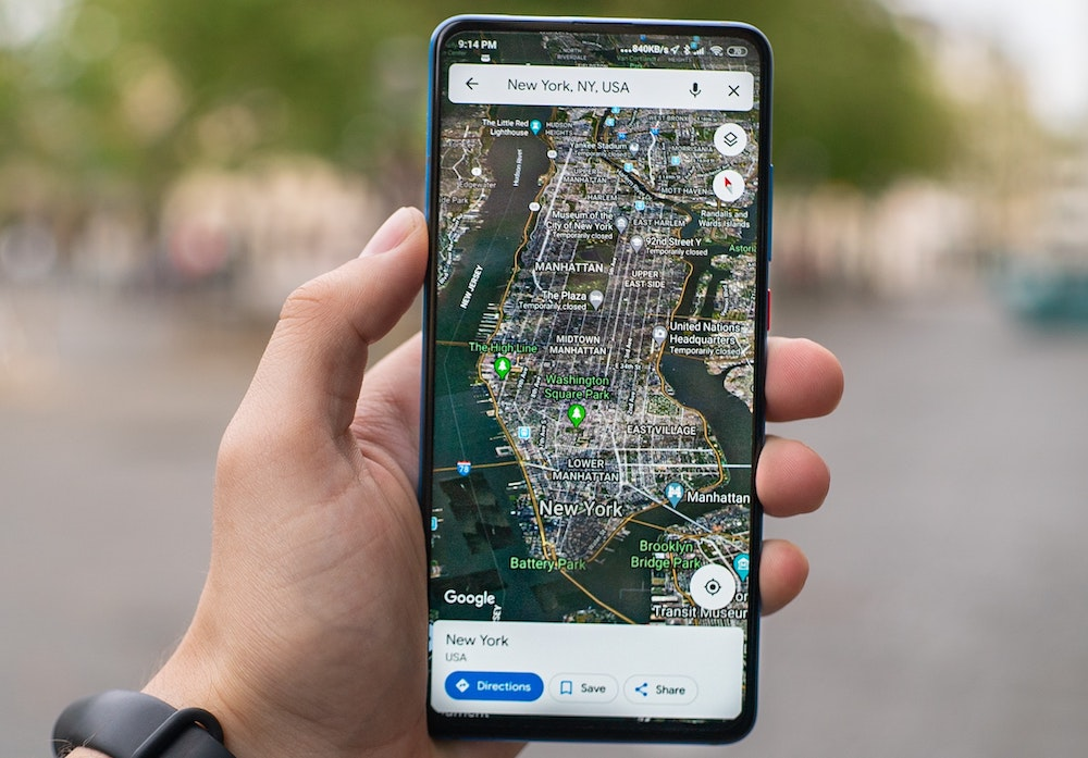 Google Maps Will Now Send You on the Most Eco-Friendly Route