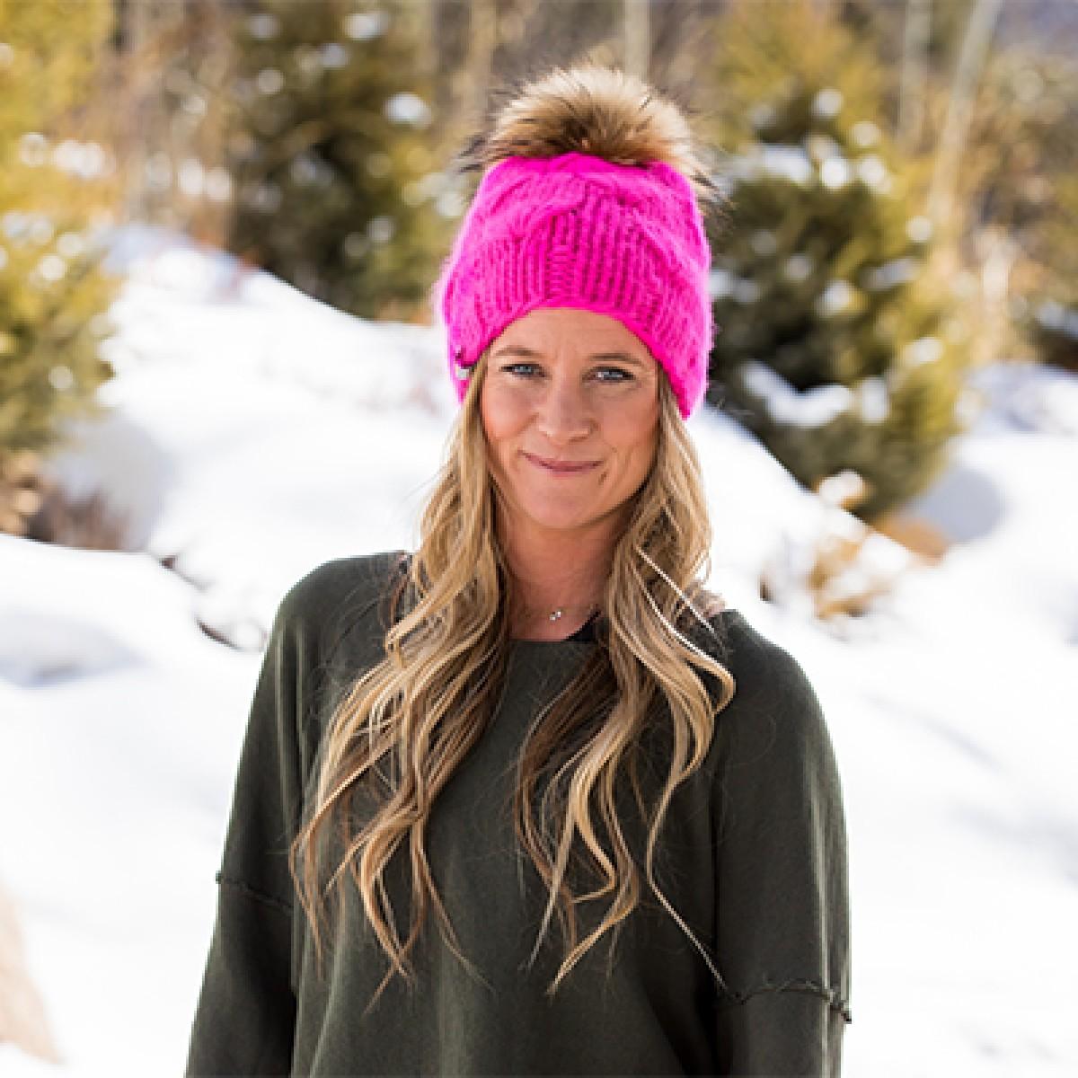 Hannah Teter Vegan Snowboarder