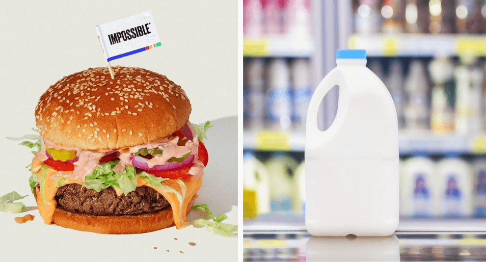 Impossible Foods Is Coming for Your Glass of Milk Next