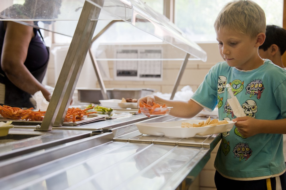 Vegan School Lunches Don't Just Benefit Kids: Here's What You Need to Know