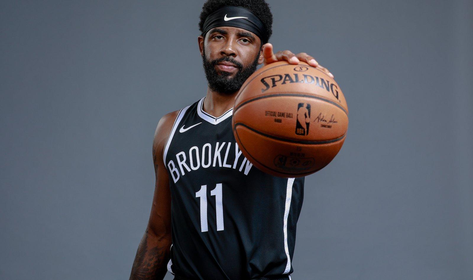 Kyrie Irving, Vegan NBA Player
