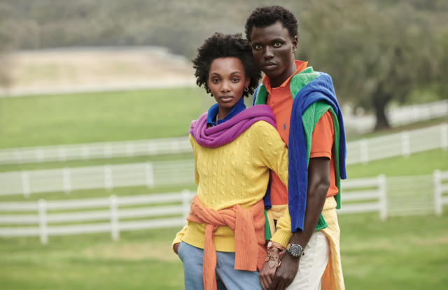 Ralph Lauren Just Launched the World's First Zero Wastewater Cotton Dyeing System