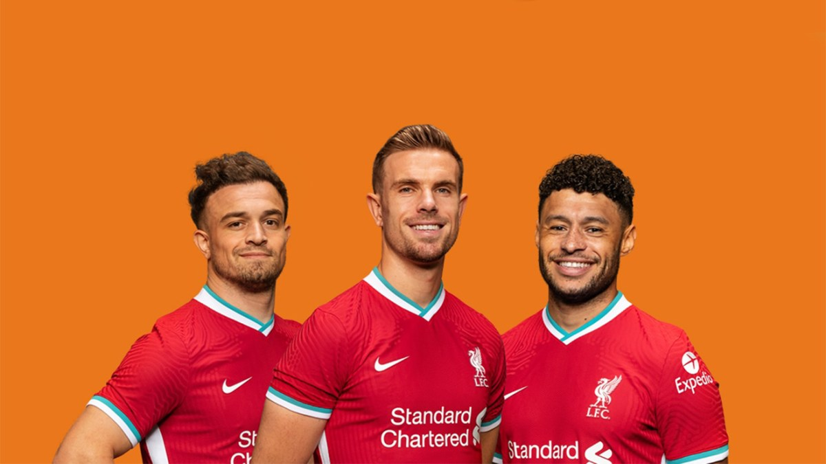 Liverpool meat free match day
