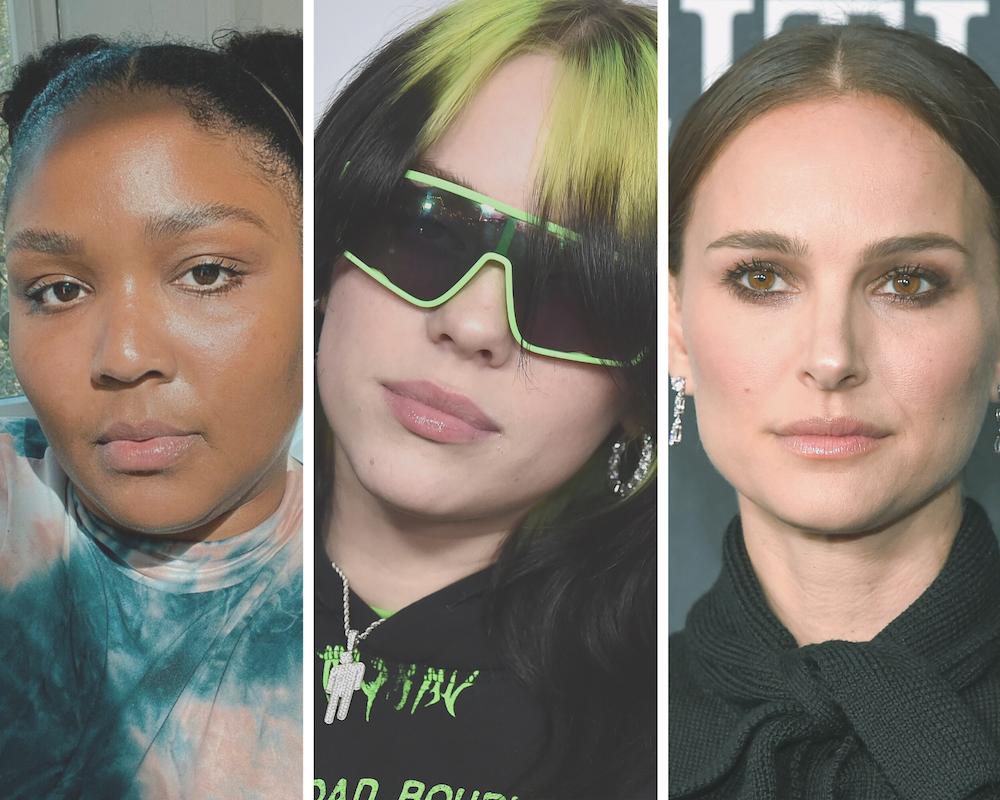 Billie Eilish, Natalie Portman, and Lizzo Want You to Vote