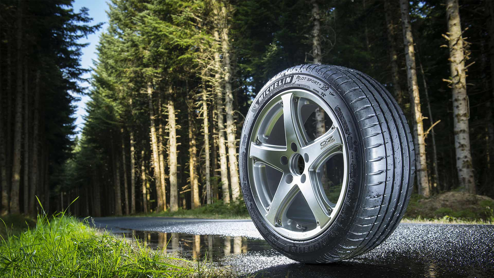Michelin Sets 2050 Deadline for 100% Sustainable Tires