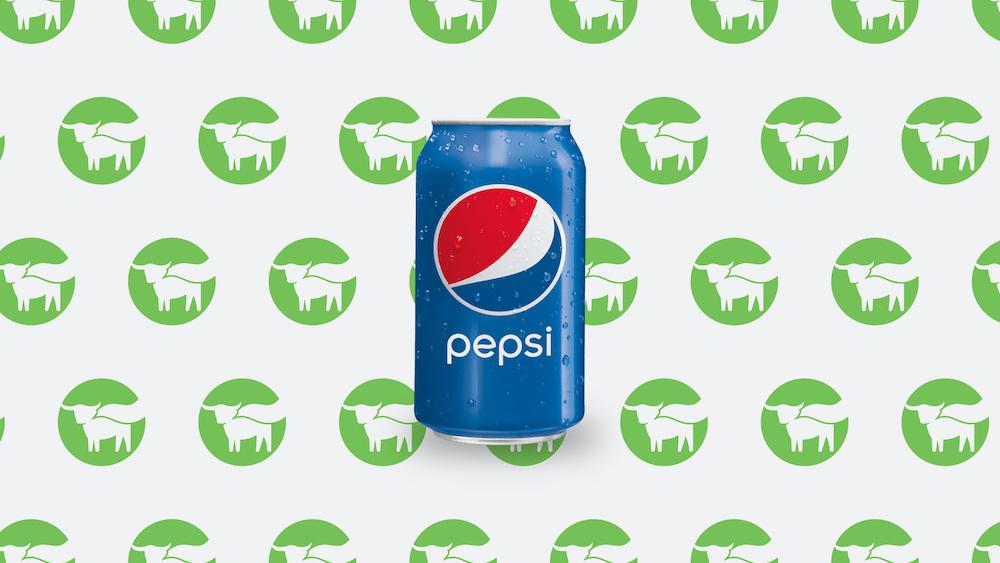 Pepsi Beyond Meat