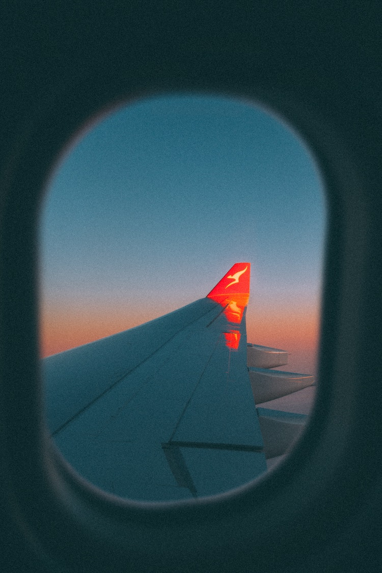 Qantas airlines
