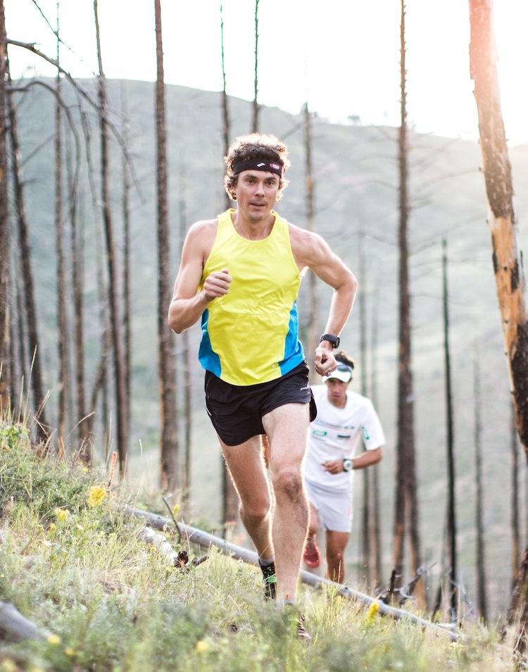 Scott Jurek, Vegan Runner