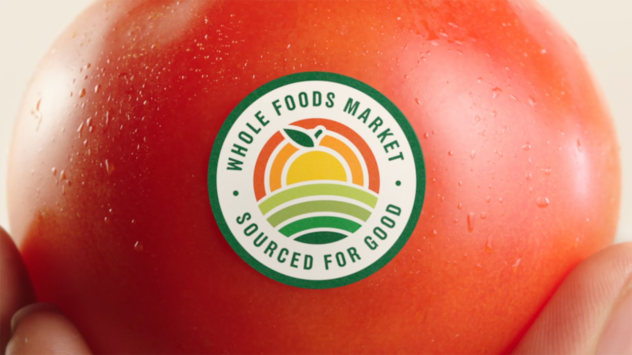 'Sourced for Good': Whole Foods Now Labels Its Most Sustainable Products